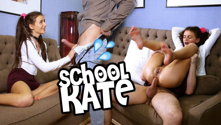 Anal school with Kate Rich