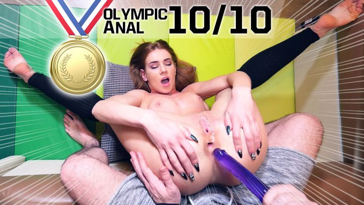 Olympic anal with Melissa Benz