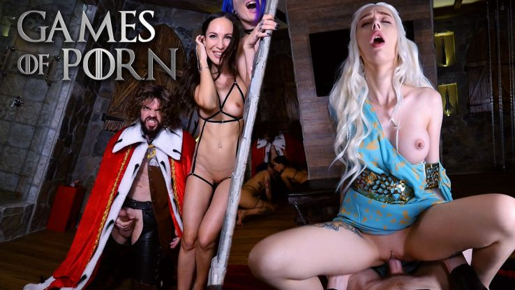 Game of Porn Episode 2: The Dick of the North